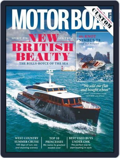 Motor Boat & Yachting Magazine (Digital) October 1st, 2020 Issue Cover