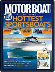 Motor Boat & Yachting Magazine (Digital) Subscription August 1st, 2021 Issue