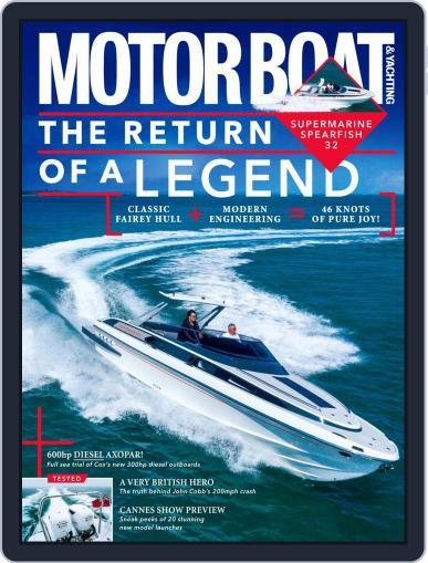 Motor Boat & Yachting Magazine (Digital) September 1st, 2021 Issue Cover