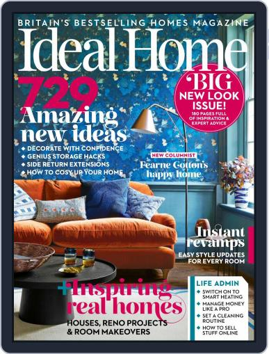 Ideal Home Magazine (Digital) November 1st, 2021 Issue Cover