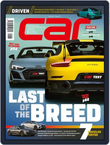 CAR Magazine (Digital) July 1st, 2021 Issue Cover