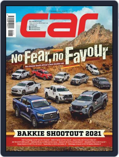 CAR Magazine (Digital) November 1st, 2021 Issue Cover