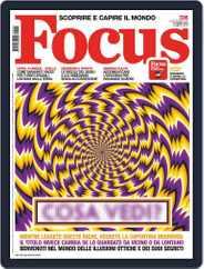 Focus Italia Magazine (Digital) Subscription October 1st, 2020 Issue