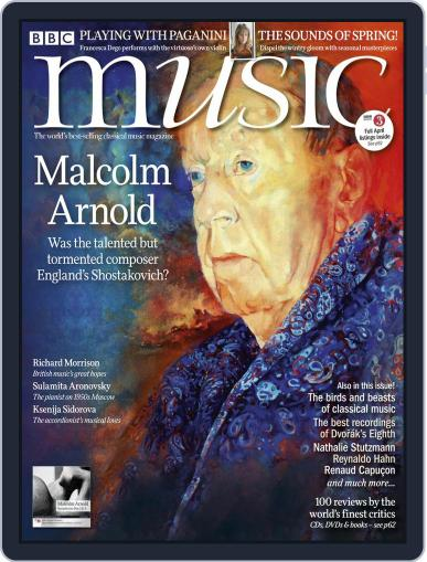 Bbc Music Magazine (Digital) April 1st, 2021 Issue Cover