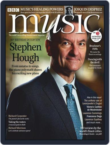 Bbc Music Magazine (Digital) November 1st, 2021 Issue Cover