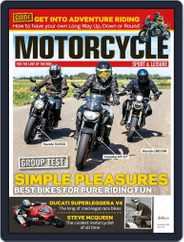 Motorcycle Sport & Leisure Magazine (Digital) Subscription November 1st, 2020 Issue