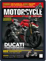 Motorcycle Sport & Leisure Magazine (Digital) Subscription October 1st, 2020 Issue