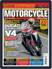 Motorcycle Sport & Leisure Magazine (Digital) Subscription January 1st, 2021 Issue