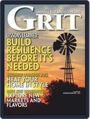 Grit Magazine (Digital) Subscription November 1st, 2020 Issue