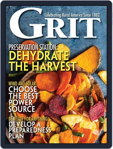 Grit Magazine (Digital) September 1st, 2020 Issue Cover