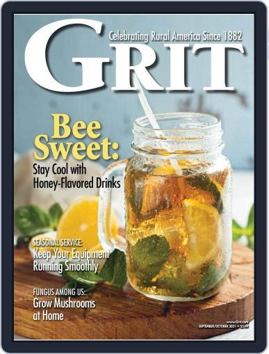 Grit Magazine (Digital) September 1st, 2021 Issue Cover