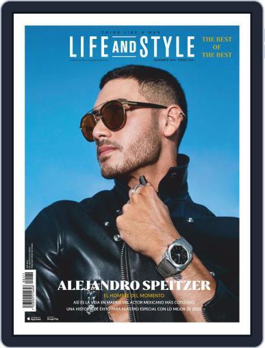Life & Style México Magazine (Digital) December 1st, 2020 Issue Cover