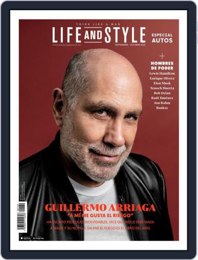 Life & Style México Magazine (Digital) September 1st, 2020 Issue Cover