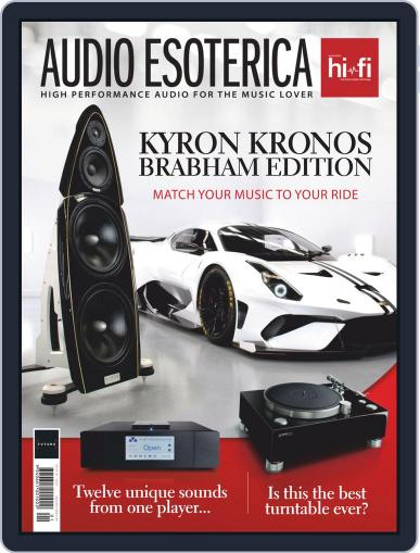 Audio Esoterica Magazine (Digital) April 27th, 2020 Issue Cover