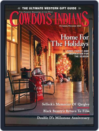 Cowboys & Indians Magazine (Digital) November 1st, 2020 Issue Cover