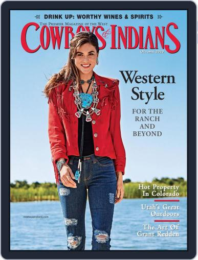 Cowboys & Indians Magazine (Digital) October 1st, 2020 Issue Cover