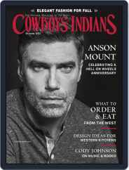 Cowboys & Indians Magazine (Digital) Subscription October 1st, 2021 Issue