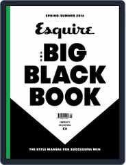 Esquire: The Big Black Book Magazine (Digital) Subscription March 1st, 2016 Issue