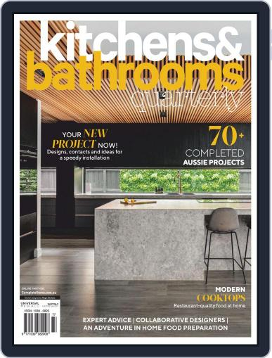 Kitchens & Bathrooms Quarterly Magazine (Digital) June 1st, 2020 Issue Cover