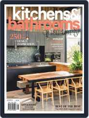 Kitchens & Bathrooms Quarterly Magazine (Digital) Subscription September 1st, 2020 Issue