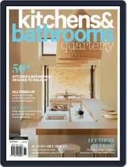 Kitchens & Bathrooms Quarterly Magazine (Digital) Subscription July 1st, 2021 Issue