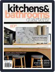 Kitchens & Bathrooms Quarterly Magazine (Digital) Subscription March 24th, 2021 Issue