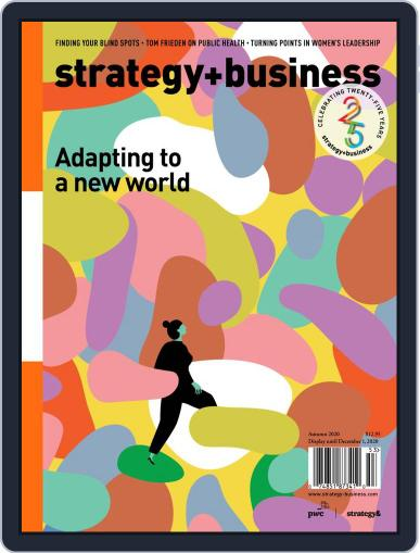 strategy+business Magazine (Digital) August 4th, 2020 Issue Cover