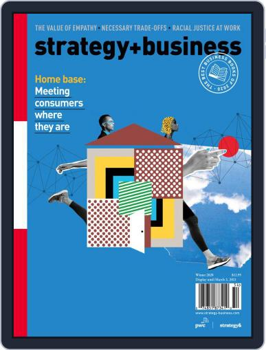 strategy+business Magazine (Digital) November 3rd, 2020 Issue Cover