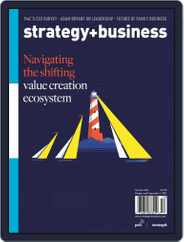 strategy+business Magazine (Digital) Subscription May 25th, 2021 Issue
