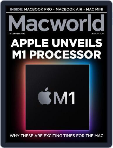 Macworld UK Magazine (Digital) December 1st, 2020 Issue Cover