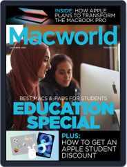 Macworld UK Magazine (Digital) Subscription October 1st, 2021 Issue