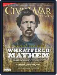 Civil War Times Magazine (Digital) Subscription August 1st, 2021 Issue