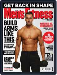 Men's Fitness UK Magazine (Digital) Subscription April 1st, 2021 Issue