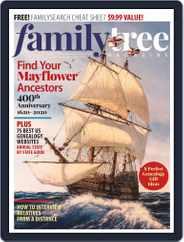 Family Tree Magazine (Digital) Subscription November 1st, 2020 Issue
