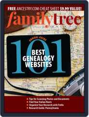 Family Tree Magazine (Digital) Subscription July 1st, 2021 Issue