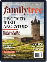 Family Tree Magazine (Digital) Subscription March 1st, 2021 Issue