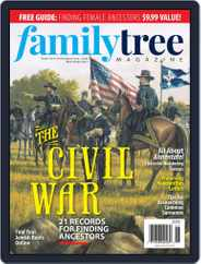 Family Tree Magazine (Digital) Subscription May 1st, 2021 Issue
