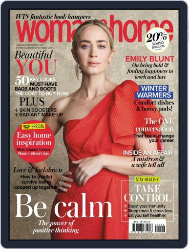 Woman & Home South Africa June 1st, 2020 Digital Back Issue Cover