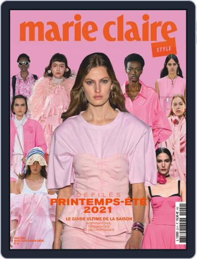 Marie Claire Fashion Shows Magazine (Digital) December 1st, 2020 Issue Cover