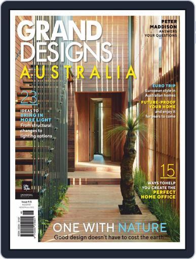 Grand Designs Australia Magazine (Digital) December 1st, 2020 Issue Cover