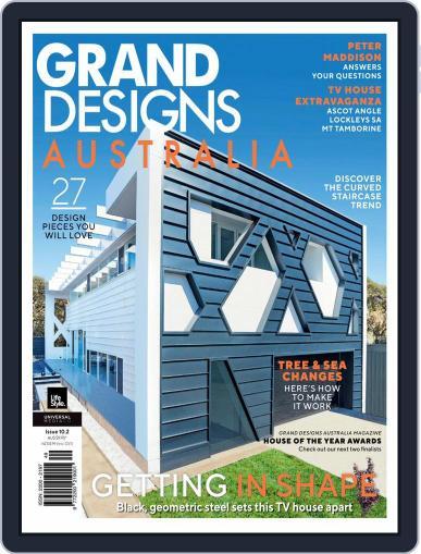 Grand Designs Australia Magazine (Digital) July 1st, 2021 Issue Cover