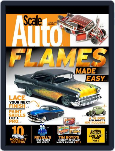 Scale Auto (Digital) October 1st, 2020 Issue Cover