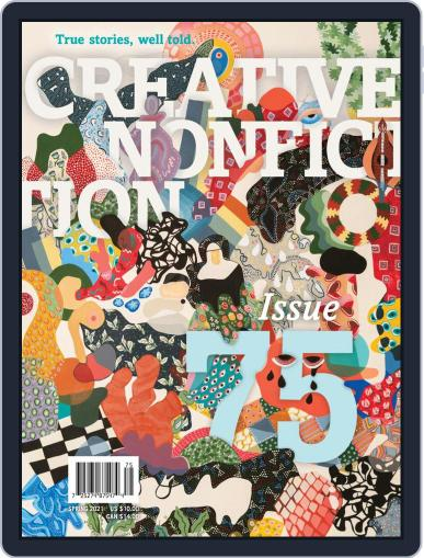 Creative Nonfiction Magazine (Digital) March 22nd, 2021 Issue Cover