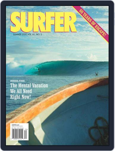 Surfer Magazine (Digital) May 19th, 2020 Issue Cover