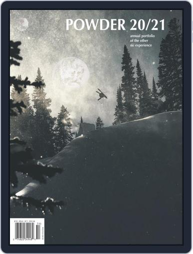 Powder Magazine (Digital) November 9th, 2020 Issue Cover