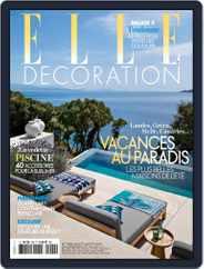 Elle Décoration France Magazine (Digital) Subscription July 1st, 2021 Issue