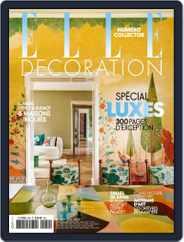 Elle Décoration France Magazine (Digital) Subscription June 1st, 2021 Issue