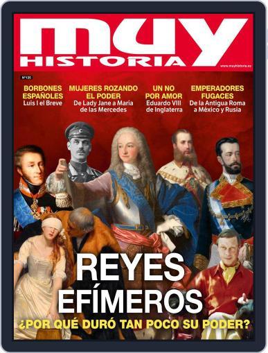 Muy Historia  España Magazine (Digital) May 1st, 2021 Issue Cover