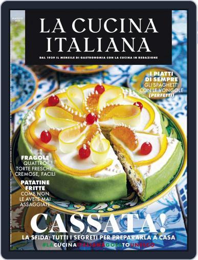 La Cucina Italiana Magazine (Digital) May 1st, 2021 Issue Cover
