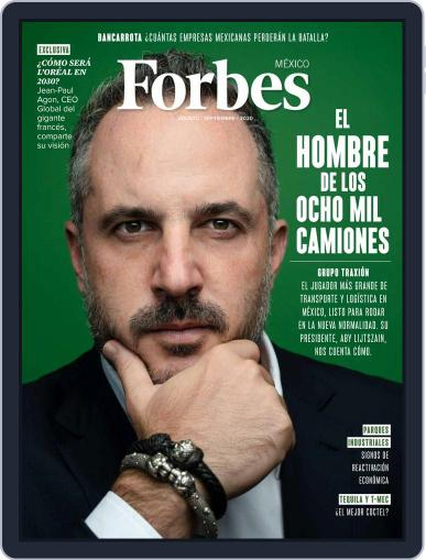 Forbes México Magazine (Digital) August 1st, 2020 Issue Cover